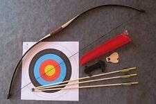 Weispo Laupheimer GL130-Set Langbogen Sportbogen Bogen Bogenset 10 lbs 4379