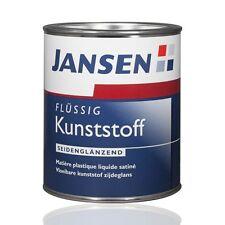 Jansen Flüssig Kunststoff weiß 2,5l Flüssigkunststoff