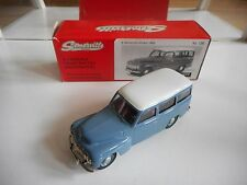 Somerville Volvo Duett in Blue on 1:43 in Box
