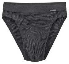 Ammann Herren Jazz-Pants Unterhose Slip  170-623-183 anthrazit  Gr. 8