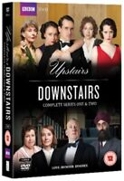 Neuf Upstairs en Bas Série 1 Pour 2 Complet Collection DVD
