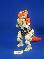 POWER RANGERS MIGHTY MORPHIN ORIGINAL MEGAZORD RED T-REX COMPLETE