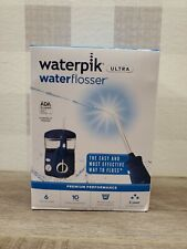 New Waterpik Ultra Countertop Water Flosser Oral Irrigator WP-113 Blue Bathroom✅
