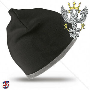 The Mercian Regiment - Beanie Hat with Embroidered Badge