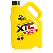 Bardahl huile moteur XTC 10w40 - Bidon de 5 L