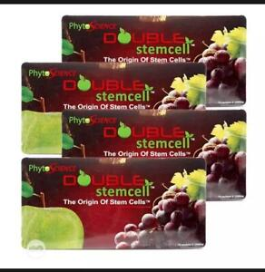 5 x Pack PhytoScience Double Stem Cell Natural Anti Aging Expiry2022 Free Ship
