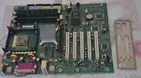 Motherboard Intel D865PERL + Celeron  2.4 GHz + DDR 512mb Pc3200