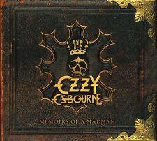 Ozzy Osbourne - Memoirs of a Madman (NEW CD)