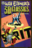 Will Eisner's 3-D Classics Featuring The Spirit No. 1-1985-With 3-D Glasses