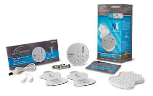 NEW! Omron TENS ELECTRO THERAPY PAIN RELIEF • POCKET PAIN PRO + 2 Long Life Pads