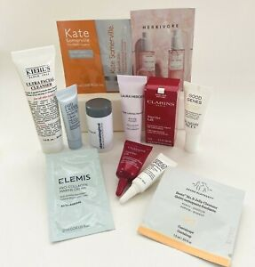 Kate Somerville Exfolikate Sunday Riley Drunk Elephant Skin Care Sample Lot