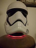 Stormtrooper Helmet Bluetooth Speaker 1:1 Life Size MANU. DEFECT SEE DESCRIPTION