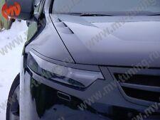Front Eyelids Eyebrows Headlights Covers for Honda Accord VIII 8 / Acura TSX CU2