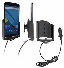 Support voiture Brodit avec chargeur USB intégré Motorola Nexus 6 - Motorola