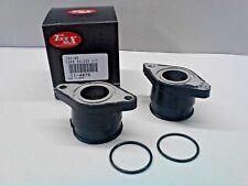 Yamaha XT350 85-00 TT350 86-87 Carburetor Carb Intake Boot Set K&L 11-4876