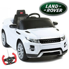 Official Range Rover Evoque 12v Ride On Car