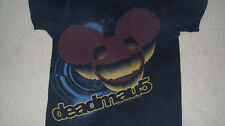 DEADMAU5 DJ EDM RAVE PARTY CLUBBING T-Shirt Size LARGE Logo Deadmaus Mouse Dance