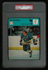 PSA 9 GARRY UNGER 1979 Sportscaster Hockey Card #18-23