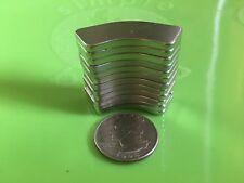LOT OF 12 Large Neodymium Rare Earth Hard Drive Magnet