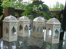 Heart Moroccan Hanging Candle & Tea Light Holders