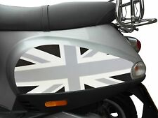 Panel Lateral pegatinas encaja Vespa ET2 Et4 Lx Scooter-Union Jack Mod calcomanía Sp16