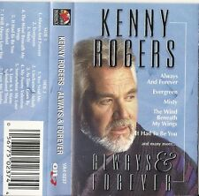 Kenny Rogers - Always and Forever (Cassette 1999 CANADA) USED VG