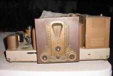 1920's Stewart Warner Tube Radio 950 Series - tested and working