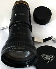 P. Angenieux Zoom Lens F 2.0-2.2 12-120 mm NR 1469332 with cameflex Mount