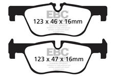 EBC Ultimax Rear Brake Pads for BMW 3 Series (F31) 320 (2.0 TD) (2012 on)