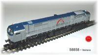 Mehano 58858 -  Diesellokomotive Blue Tiger II TXL Ep.V - Spur N  Neu OVP