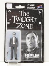 "Twilight Zone Bob Wilson William Shatner 3.75"" scale action figure Bif Bang Pow"