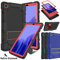 """For Samsung Galaxy Tab A7 10.4/A 10.1""""/E 9.6"""" Tablet Case Cover With Kickstand"""