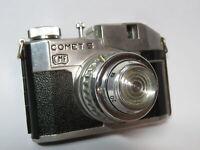 Bencini Comet S Iconic Italian 127 Film Medium Format Pocket Vintage Camera