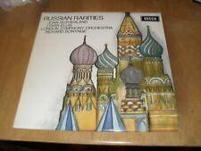 Decca SXL 6406 Russian Rarities Richard Bonynge & LSO , Joan Sutherland