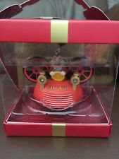 Disney Park Pack Subscription Mr. Toad's Wild Ride Ear Hat Light Up Ornament NIB