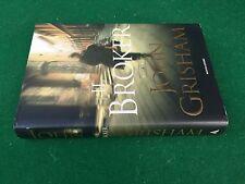 John GRISHAM - IL BROKER , Mondadori (1° Ed 2005) Libro Cop.Rigida + Segnalibro