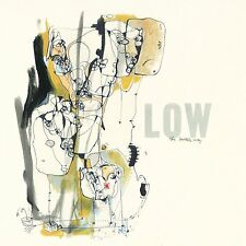 LOW - THE INVISIBLE WAY CD ALBUM (Produced By Wilco's Jeff Tweedy) (2013)