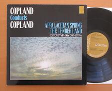 GL42705 Copland conduce Copland Appalachian Spring TENDER Land stereo RCA NM/EX