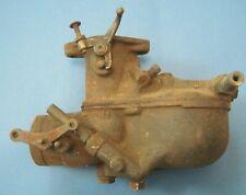 original Model A Ford Holley carburetor
