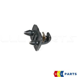 NEW GENUINE AUDI A1 A3 A4 A5 Q3 Q5 TT SUN VISOR CLIP HOLDER BLACK 8U08575624PK