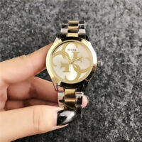 Women's Dress Stainless steel Women's Dress Quartz Bear Wristwatch Fashion Watch