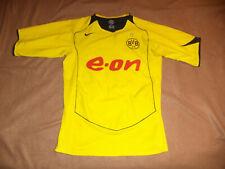 Borussia Dortmund nike 2004 / 2005 home shirt jersey trikot size S