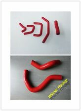 Silicone Radiator Heater Hose Kit Honda Civic TYPE-R EP3 K20A 2002-2005 2004 Red