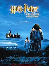 HARRY POTTER A L'ECOLE DES SORCIERS Affiche Cinéma / Movie Poster 160x120