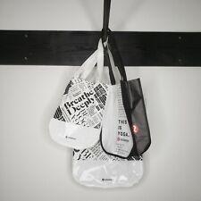 Lululemon Reusable Shopping Bags set of 3