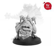 Hangry by Artel W Miniatures- Ork Attack Bomb Squig for Warboss, Mek, Tankbustas