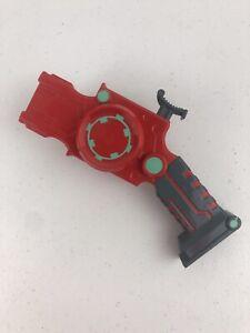 2010 Beyblade Metal Fusion Launcher Grip  Hasbro Red