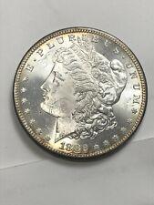 1882-S Morgan Dollar                Brilliant Uncirculated condition