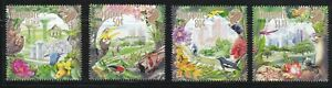 SINGAPORE 2013 OUR CITY IN A GARDEN COMP. SET OF 4 STAMPS IN MINT MNH CONDITION