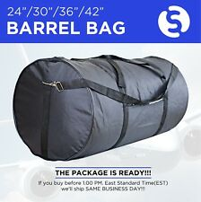 "Roll Duffle Bag 24"" 30"" 36"" 42"" Equipaje Luggage Roll Bag Maletin Gym Bag Tuna"